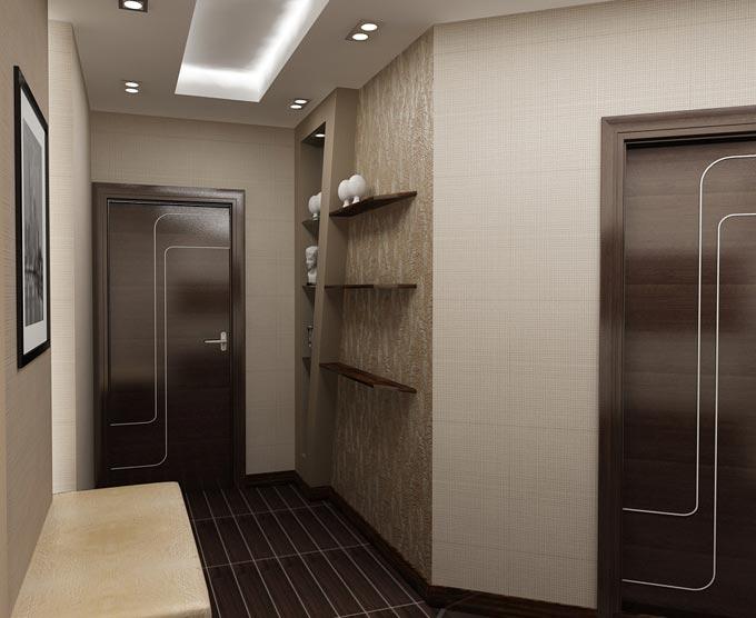 Дизайн интерьеров с эркерным окном