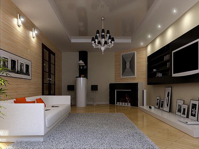 Дизайн комнаты для гостей