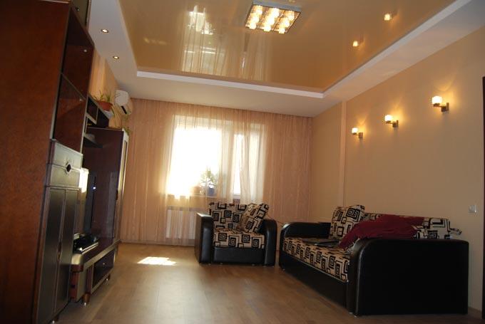 Ремонт гостинной комнаты