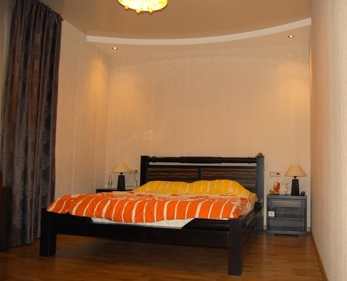 Ремонт, отделка спальни
