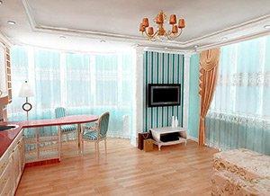 Дизайнерский ремонт квартир Киев