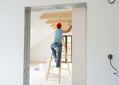 Услуги капитального ремонта